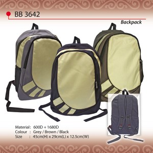 Backpack BB3642