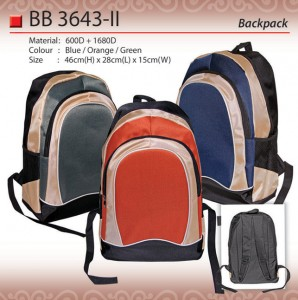 Backpack-BB3643-II