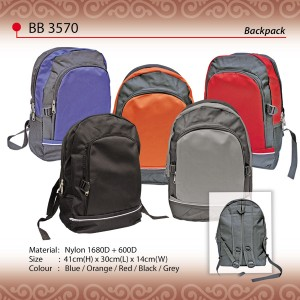 Budget Backpack bb3570