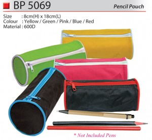 colourful pencil pouch