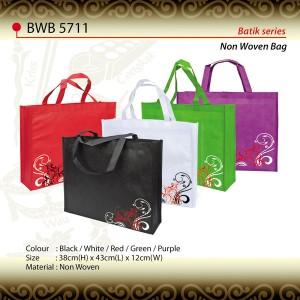 Pattern non woven bag bwb5711