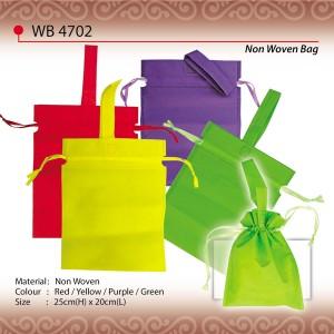 Small non woven bag wb4702