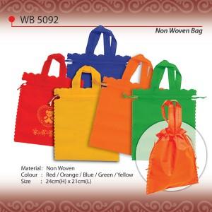 Small non woven bag wb5092