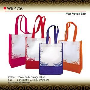 Trendy non woven bag wb4750