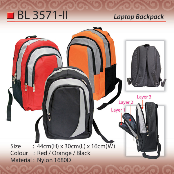 Budget laptop backpack