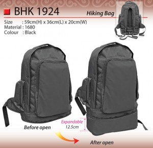 CLASSIC HIKING BAG BHK1924