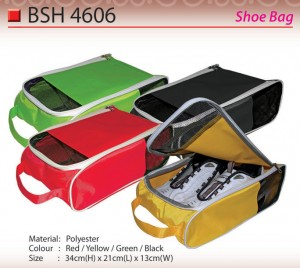 COLOURFUL SHOE BAG BSH4606