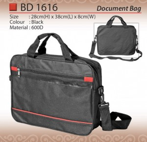 DOCUMENT BAG BD1616