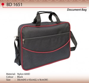 DOCUMENT BAG BD1651
