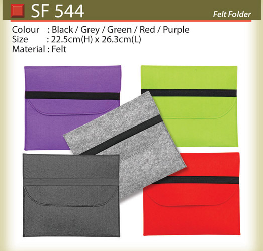 Felt Folder SF544