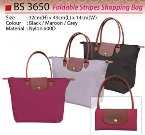 FOLDABLE SHOPPING BAG BS3650