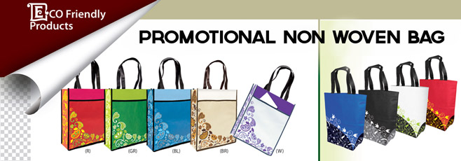 promotional non woven bag supplier