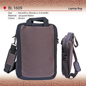 rectangular laptop bag BL1609