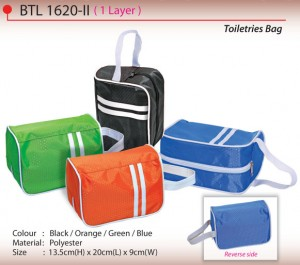 TRENDY TOILETRIES BAG BTL1620-II