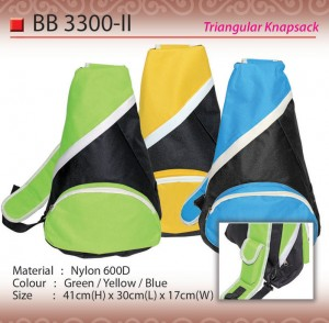 triangular-knapsack-bb3300-II
