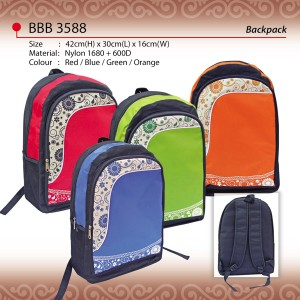 unique pattern backpack bbb3588